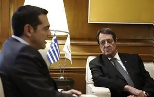 Ενεργειακά, Τσίπρα-Αναστασιάδη-Σίσι, energeiaka, tsipra-anastasiadi-sisi