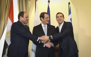 Ελλάδα-Κύπρος-Αίγυπτος, Πυλώνες, Μεσόγειο, ellada-kypros-aigyptos, pylones, mesogeio