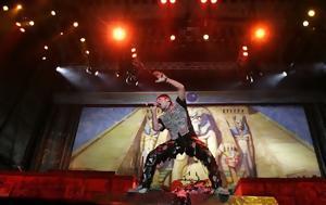 Iron Maiden, Judas Priest, Rockwave