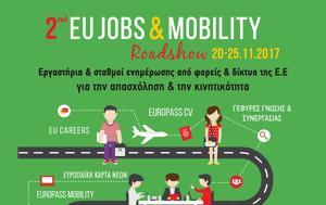 Σέρρες, Ημερίδα, 2ο European Job, Mobility Roadshow, serres, imerida, 2o European Job, Mobility Roadshow