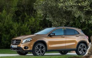 Mercedes-Benz GLA, Ανανέωση, Mercedes-Benz GLA, ananeosi