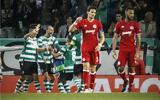 Σπόρτινγκ Λισσαβόνας - Ολυμπιακός 3-1,sportingk lissavonas - olybiakos 3-1