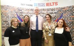 British Council, Παρουσίασε, IELTS, British Council, parousiase, IELTS