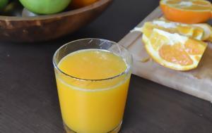 Ένας θαυματουργός χυμός - Για να προστατευτείτε από το κρυολόγημα