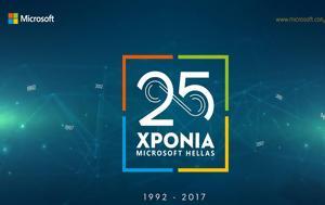 Microsoft Hellas, Γιόρτασε, Microsoft Hellas, giortase