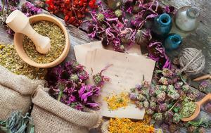 8 άγνωστα βότανα που κάνουν το ανοσοποιητικό σας να δουλεύει υπερωρίες!