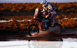 Rally Dakar 2018, Νο 40, Rally Dakar 2018, no 40