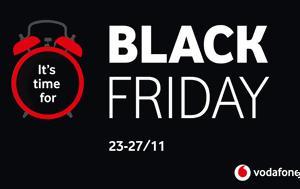 Black Friday 2017, Vodafone