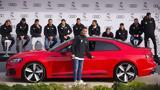Audi, Ρεάλ Μαδρίτης,Audi, real madritis