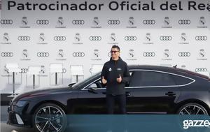 Ποια, Audi, Ρεάλ Μαδρίτης, poia, Audi, real madritis