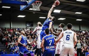 Εθνική Μπάσκετ, Νίκησε, Μεγάλη Βρετανία, ethniki basket, nikise, megali vretania