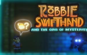 Ανακοινώθηκε, Robbie Swifthand, anakoinothike, Robbie Swifthand
