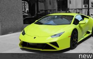 Lamborghini Huracan, Gallardo, DMC