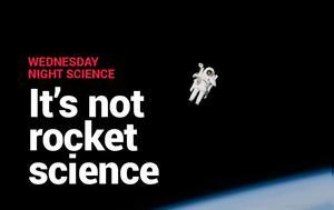 Wednesday Night Science