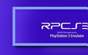 Πρόοδος, RPCS3 PlayStation 3, proodos, RPCS3 PlayStation 3