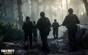 Σαρώνει, Call, Duty, WWII, saronei, Call, Duty, WWII