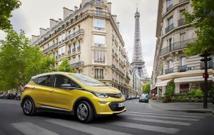 Opel, Χασούρα 10 000, Ampera-e, Opel, chasoura 10 000, Ampera-e