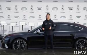 Audi, Ρεάλ Μαδρίτης, Audi, real madritis