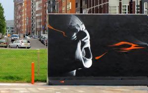 INO, Μουσείο Street Art, Βερολίνου - Ποιος, Έλληνας, INO, mouseio Street Art, verolinou - poios, ellinas