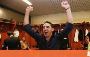 Manolo Jimenez, 18 European, AEK
