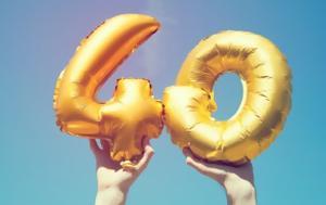 7 λόγοι που αποδεικνύουν ότι η ηλικία των 40 είναι η ωραιότερη