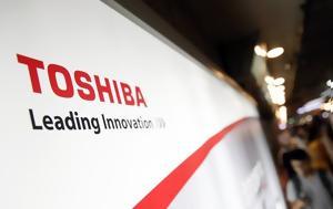 Western Digital, Toshiba