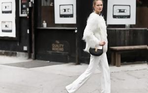 Οι κανόνες για να φορέσετε σωστά το λευκό τώρα