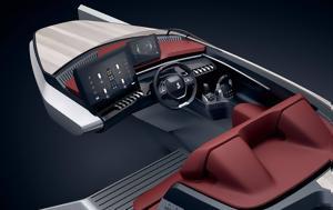 Peugeot Beneteau Sea Drive Concept