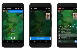 Facebook Messenger, Instant Games
