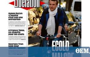 Liberation, Μακρόν, Διάσκεψης, Κλίμα, Παρίσι, Liberation, makron, diaskepsis, klima, parisi
