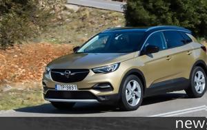 Δοκιμή, Opel Grandland X 1 2 Turbo 130 PS, dokimi, Opel Grandland X 1 2 Turbo 130 PS