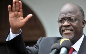 Φρικτό, Τανζανίας, Απένειμε, frikto, tanzanias, apeneime