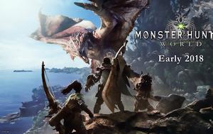 Δείτε, Monster Hunter World, PSVita, Remote Play, deite, Monster Hunter World, PSVita, Remote Play