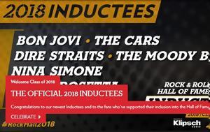 Νίνα Σιμόν-Bon Jovi-Cars-Dire Straits, Rock, Roll Hall, Fame, nina simon-Bon Jovi-Cars-Dire Straits, Rock, Roll Hall, Fame