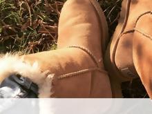 76b5cdc0fd3 Ένας DIY τρόπος για να καθαρίσεις μόνη σου τις Ugg μπότες σου
