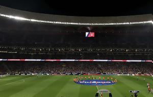 LED, Atlético Μαδρίτης, LED, Atlético madritis