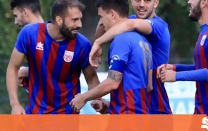 Βόλος - Διγενής Νεοχωρίου 5-0, volos - digenis neochoriou 5-0