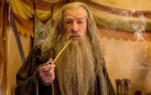 Ian McKellen, Gandalf, 'LΟΤR', Ian McKellen, Gandalf, 'LotR'