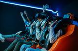 Ήρθε, 360 VR X-TREME Game, Allou Fun Park,irthe, 360 VR X-TREME Game, Allou Fun Park