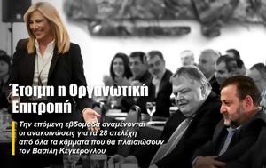 Έτοιμη, Οργανωτική Επιτροπή, etoimi, organotiki epitropi