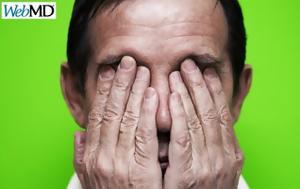 Τι συμβαίνει όταν «πετάει» το μάτι;