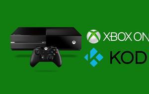 Διαθέσιμο, Kodi, Xbox One, diathesimo, Kodi, Xbox One