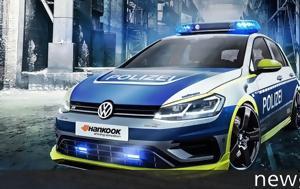 Περιπολικό VW Golf 400R, Oettinger, peripoliko VW Golf 400R, Oettinger