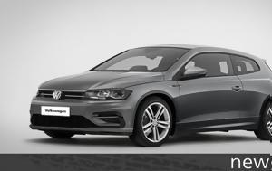 VW Polo Coupe, Scirocco