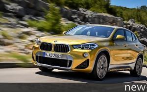 BMW X2, Τιμές, BMW X2, times