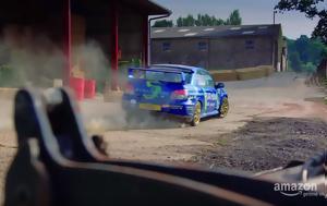 Jeremy Clarkson, Subaru Impreza WRX STi, Farmkhana