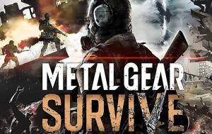 Νέο, Metal Gear Survive, neo, Metal Gear Survive