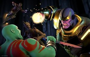 Guardians, Galaxy Telltale Review