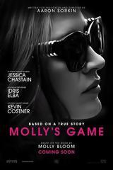 Προβολή Ταινίας Mollys Game, Cine Kastro,provoli tainias Mollys Game, Cine Kastro