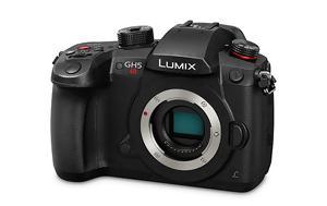 Panasonic Lumix GH5s, ISO, [CES 2018]